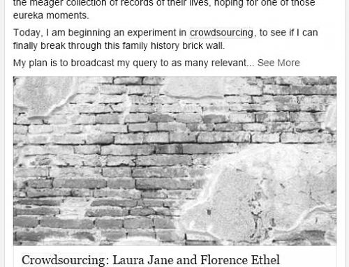 Crowdsourcing Your Brickwalls